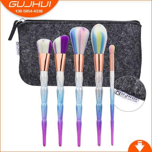 5 make-up, make-up tools, make-up tools, cosmetics, make-up appliances and powder GUJHUI rhyme тушь make up factory make up factory ma120lwhdr04