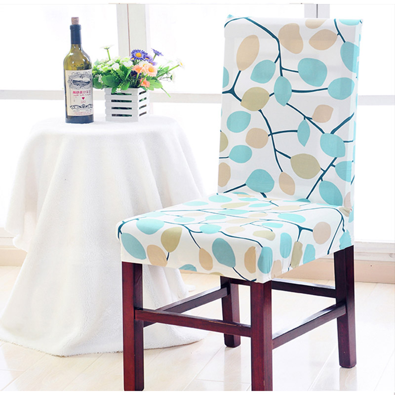 Stretch Chair Cover Dinning Seat Chair Covers Protector Seat Slipcover for Hotel Banquet Home Wedding Decoration patio furniture