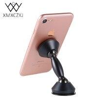 цена на XMXCZKJ Car Magnetic Holder Magnet Phone Stand 360 Degree Retation Mobile Phone Holder Magnet Stand For Smart Phone GPS Holder