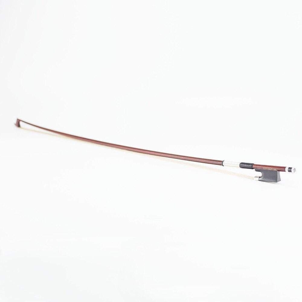 VingoBow Master Pernambuco altvioolstrik Antique D. Peccatte Model - Muziekinstrumenten - Foto 6