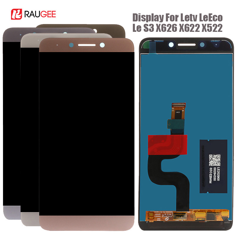 Display for Letv LeEco Le S3 X626 LCD Screen Display Touch Screen Replacement for LeEco Le S3 X622 X626 X522 Display Tested lcdDisplay for Letv LeEco Le S3 X626 LCD Screen Display Touch Screen Replacement for LeEco Le S3 X622 X626 X522 Display Tested lcd