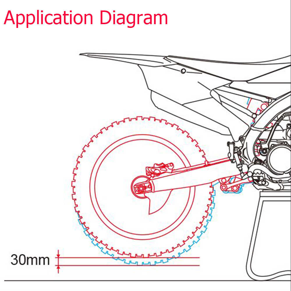 hight resolution of detail feedback questions about 46mm rear fork shock absorber in addition suzuki rm 125 engine diagram on diagram of engine ktm 505