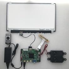 2 HDMI + VGA + DP + Áudio 4 K suporte placa controladora LCD 17.3 polegada painel lcd com 3840*2160