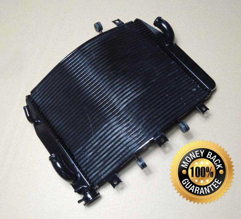 Good Quality Radiator Cooler Cooling Kit for Kawasaki ZX6R ZX 6R ZX636 2005 2006 05 06