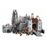 LEPIN 16013 The Lord Of The Rings The Battle Of Helm S Deep Model Building Kit