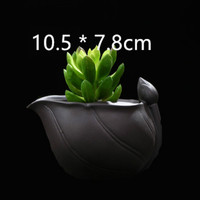 3D Lotus Flower Pot Making Concrete Mould DIY Clay Craft Planter Mold Silicone Cement Pot Molds