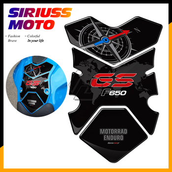 3D Motorcycle Fuel Gas Tank Pad Protector Case for BMW F650GS F650 GS 2008 2009 2010 2011 2012 for bmw f650gs abs 2011 2012 motorcycle accessories motorbike headlight protector cover grill guard cover f650 gs abs motobike