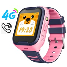 LEMFO GPS Children Smart Watch 4G Support SIM Card Call SOS Full Touch Phone Watch with Camera Waterproof Kids Watches(China)