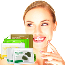 DISAAR 8pcs 4packs Eye Mask Face Collagen Gel Patches for Anti-puffiness