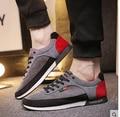 Amor myun 2016 Nueva cebra primavera zapatillas moda hombres zapatos casual menl sandalsshoes martin leather3