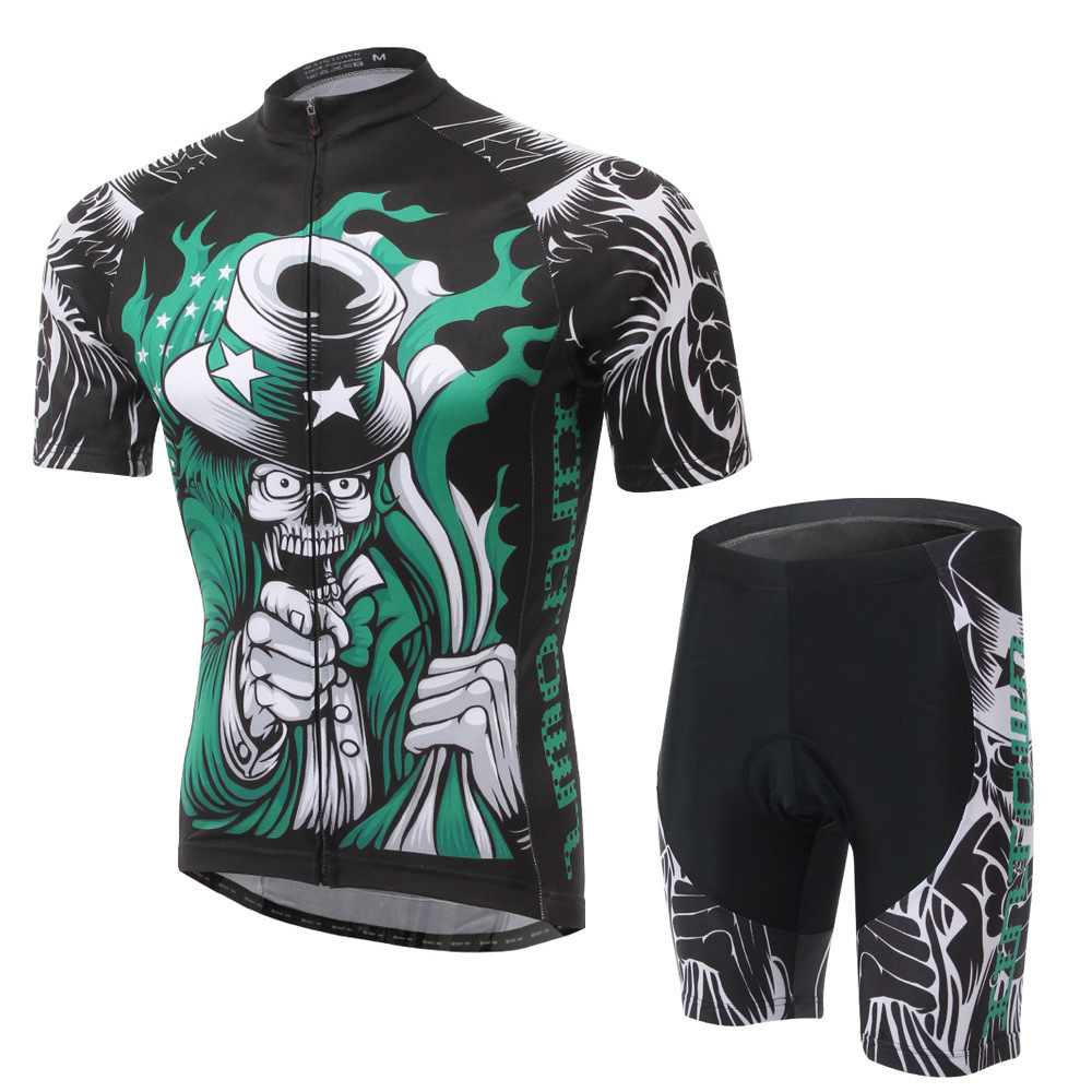 XINTOWN MTB Road Cycling Clothing Men Summer Bike Bicycle Jerseys Clothes Breathable Short Sleeve Cycling Set Kit Suit 2017 cool men short sleeve cycling sets spider jerseys summer mtb bike sports shirt cycle bicycle clothing full zippered