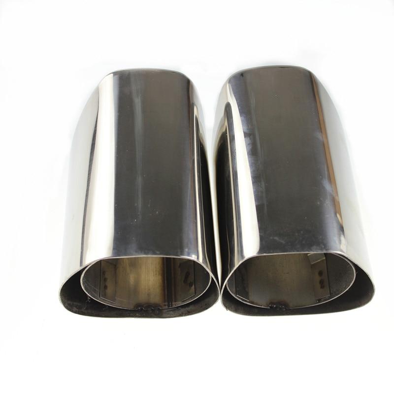 자동차 액세서리 배기 팁 스테인레스 스틸 자동 - 자동차부품 - 사진 4