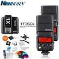 2x Godox Mini Speedlite Godox TT350S 2 4G TTL вспышка для камеры + X1T-S передатчик для Sony A7 A7R A7R II A6000 A6500