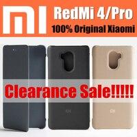 Xiaomi Redmi 3s Case Original From Xiaomi Pu Leather Flip Cover Case For Xiaomi Redmi 3s