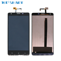 For Oukitel K6000 Pro LCD Display With Touch Screen Digitizer Assembly For Oukitel Phone Parts Free