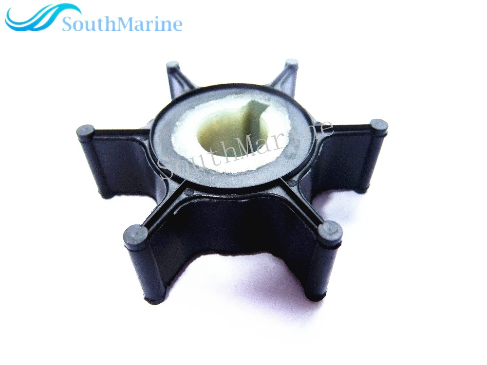 Boat Motor Impeller 646-44352-01-00 18-3072 47-80395M For Yamaha 2HP 2A 2B 2C 2-Stroke Outboard Motors Water Pump Parts