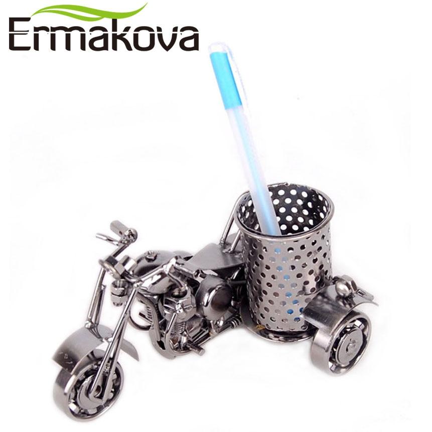 ERMKOVA Металл Мотоцикл үлгісі Ретро - Үйдің декоры - фото 2