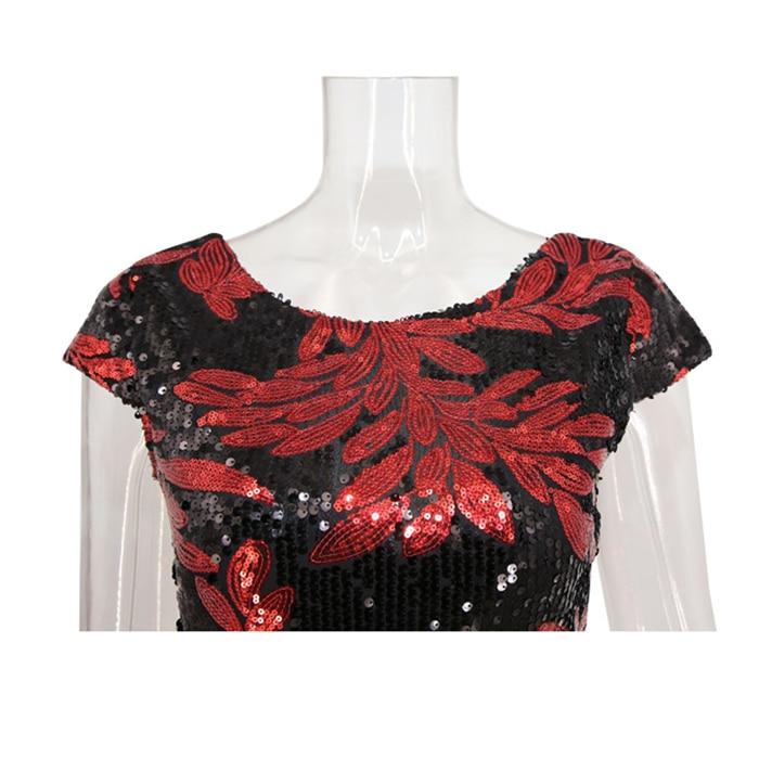 Great Gatsby Flapper Dress Sequins 4 (2)