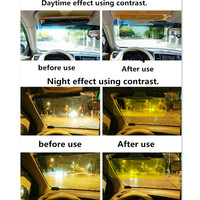 Car Sun Visor HD Anti Sunlight Dazzling Goggle FOR Citroen c5 shoal octavia a5 ford fiesta opel zafira volvo c30 Mazda c5 ford