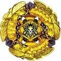 Hades Kerbecs/Set BB99 Hell Kerbecs 4D Beyblade Metal Masters Lanzador Superior con Francotirador Lanzador