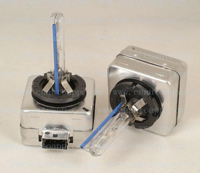 ФОТО HID Xenon D3S/D3C 6000K  4300K 8000K Bulb For Headlights - 1 pair