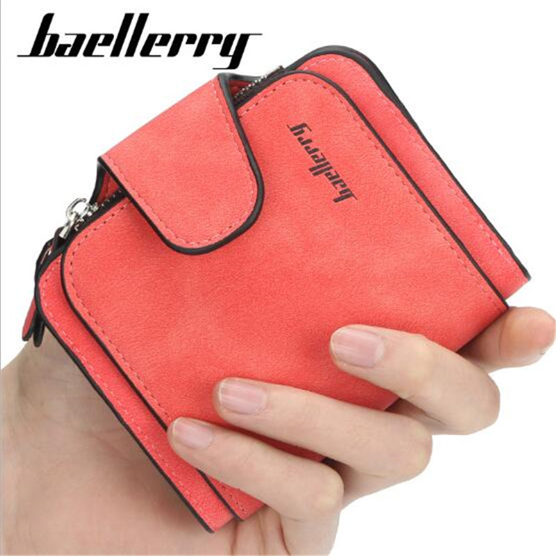 Women Wallets Clutch-Bag Card-Holders Coin-Pocket Zipper High-Quality Cute Ladies Hasp
