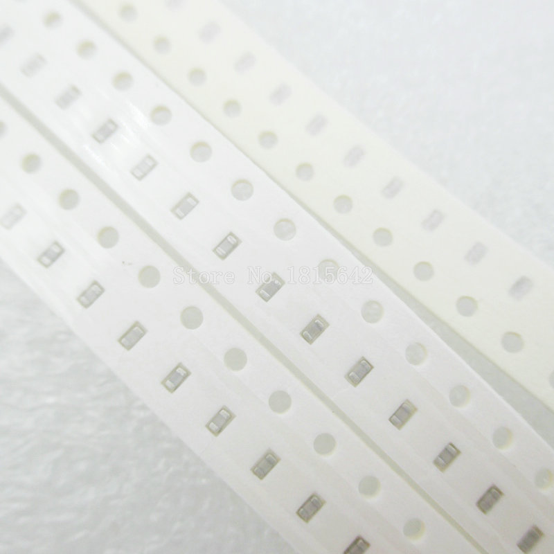 300pcs/lot <font><b>100NF</b></font> Error 10% 50V 104 <font><b>100nf</b></font> <font><b>0603</b></font> SMD Thick Film Chip Multilayer Ceramic Capacitor image