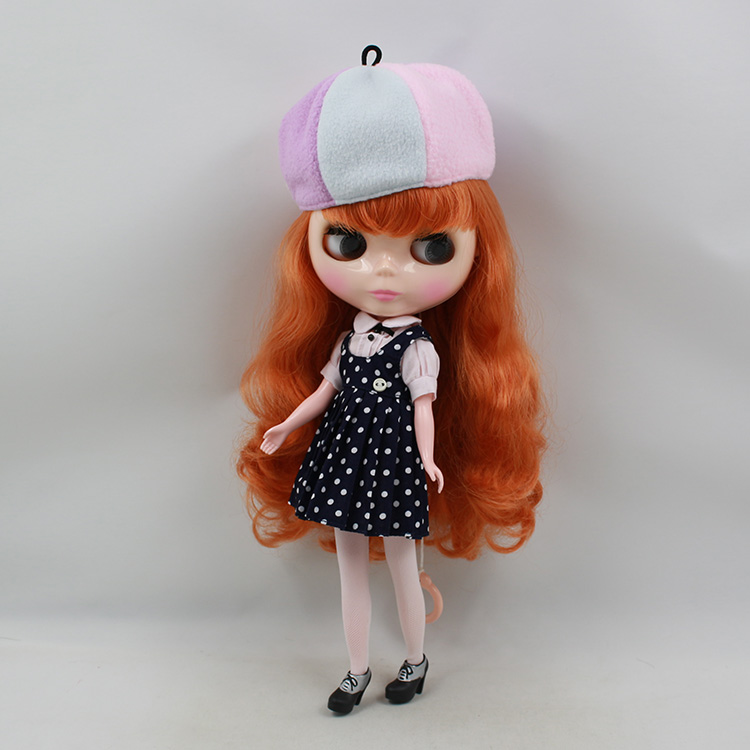 ФОТО Nude Blyth doll diy bonecos 30cm fashion long hairs doll baby toys for girls gifts