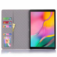 galaxy tab Business Case For Samsung galaxy tab a 2019 10.1 T510 T515 PU Leather Tablet cover for samsung Tab A 10.1 2019 Stand Case Capa (4)