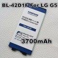 3700 mah bl-42d1f/bl 42d1f batería del teléfono para lg g5 batería de repuesto H840 H850 VS987 LS992 H820 H830 US992 F700L F700S F700k H831