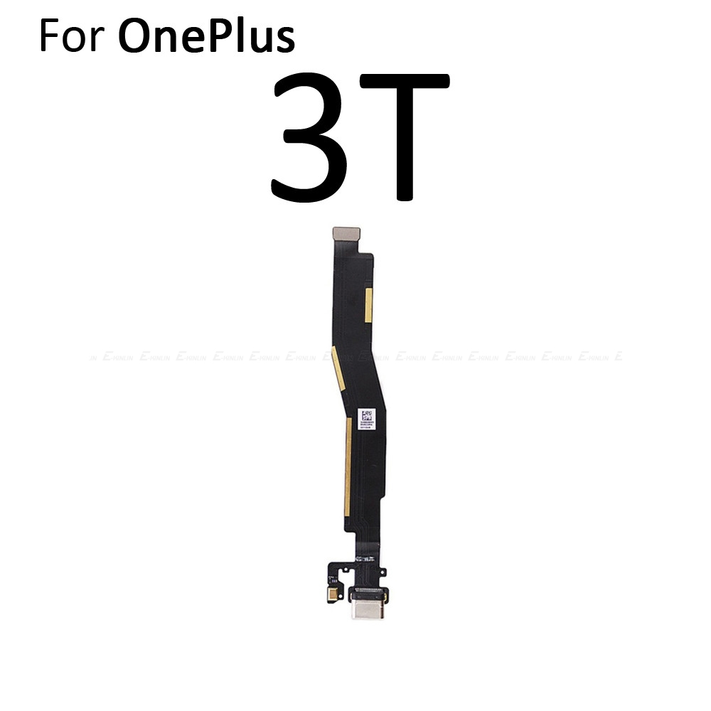 Image 5 - NEW Replacement Part For OnePlus X 1 2 3 3T 6 6T Type C USB Charger Charging Port Dock Connector Flex Cable-in Mobile Phone Flex Cables from Cellphones & Telecommunications