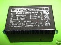 จัดส่งฟรีหนึ่งLotกรองสัญญาณรบกวนAC 110โวลต์220โวลต์6A ZCB2206-11สา