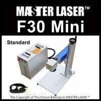 2017 Brand New 30W Fiber Laser Machine Engraving Metal Marking
