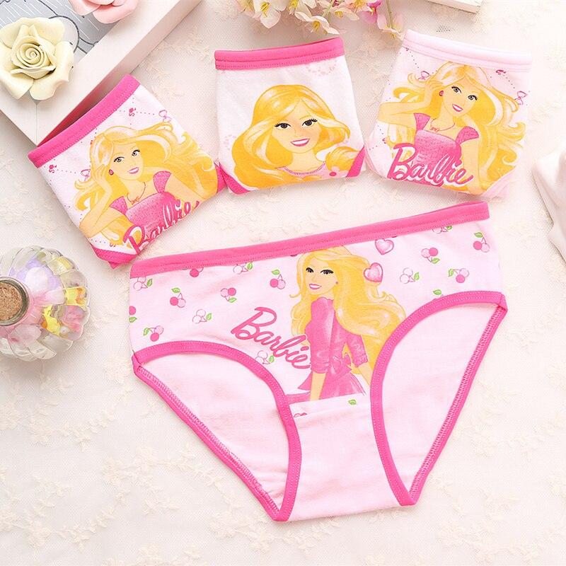 Cute Design Girl Underwear, Cotton Shorts Briefs For Children Kid, Underpants/Knickers,1 Piece