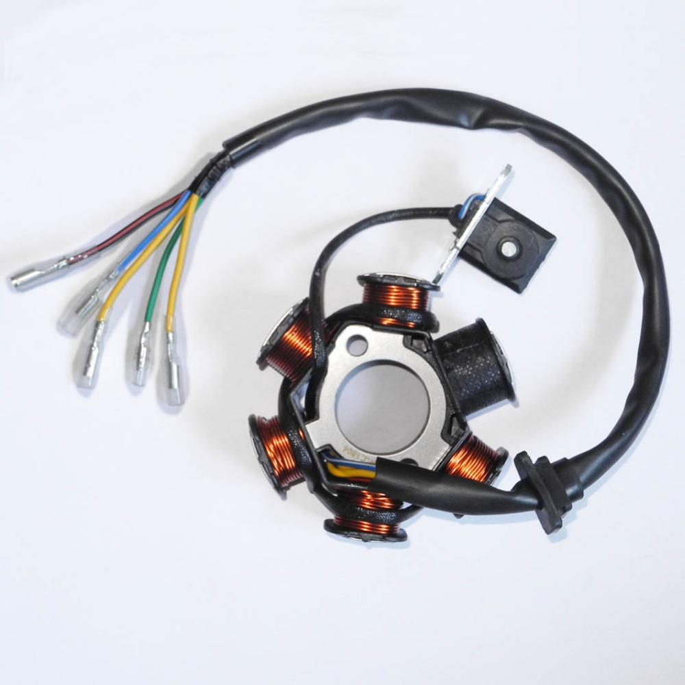 Trustful 5 Wires 50cc 70cc 90cc 110cc Atv Dirt Bike Stator Magneto Atv Parts Back To Search Resultsautomobiles & Motorcycles Atv,rv,boat & Other Vehicle