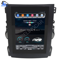 32G ROM Vertical screen android gps multimedia video radio player in dash for Chevrolet Malibu 2010 2014 years car navigaton