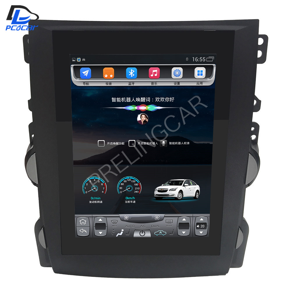US $211 82 11% OFF|32G ROM Vertical screen android gps multimedia video  radio player in dash for Chevrolet Malibu 2010 2014 years car navigaton-in  Car