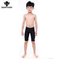 HXBY Professional Kids Swimwear Boys Swimsuit Swim Briefs Mens Swim Wear Swimming Trunks Training Shorts Swimsuit