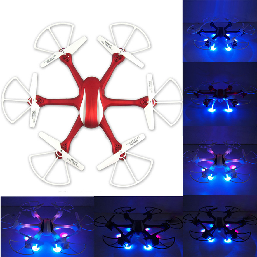 ФОТО High Quqlity RF604 2.4G 6-AXES 2.0MP HD Camera LED Drone Quadcopter Radio Control Toys Gift For Children Free Shipping