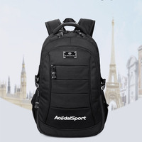 Men Backpack Youth Solid Male Backpack High Quality Men Travel Bags Teenage Backpacks For Teen Boys