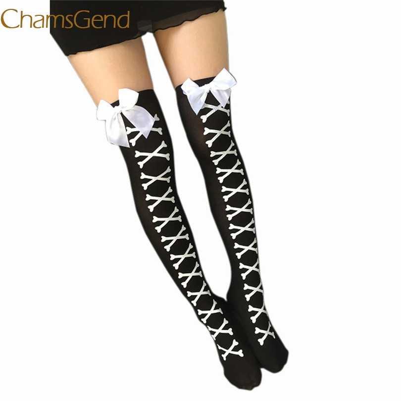 0a3b3b045 ... Durable Fashion sexy stocking for women Sexy Women Long Over Knee Thigh-High  Stockings Nightclub ...