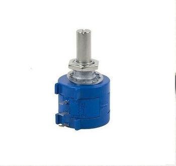 цена на 3590S-2-103L 10K Ohm Rotary Wirewound Precision Potentiometer Pot 10 Turn
