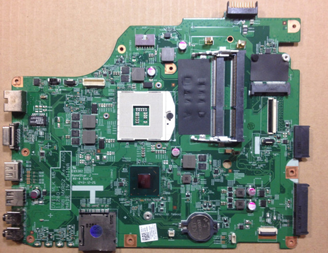 For 3520 Laptop Motherboard CN-0W8N9D W8N9D