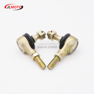 Набор наконечников для M10-M10, 1 пара, шаровой шарнир, подходит для квадроциклов, 50cc, 110cc, 150cc, 200cc, 250cc, 300cc