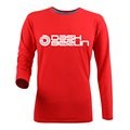 Cheap New 2017 Autumn Fashion O-Neck Active Personalized Print Dash Berlin Punk Rock Band Tees Hip Hop Long Sleeve T Shirts Men