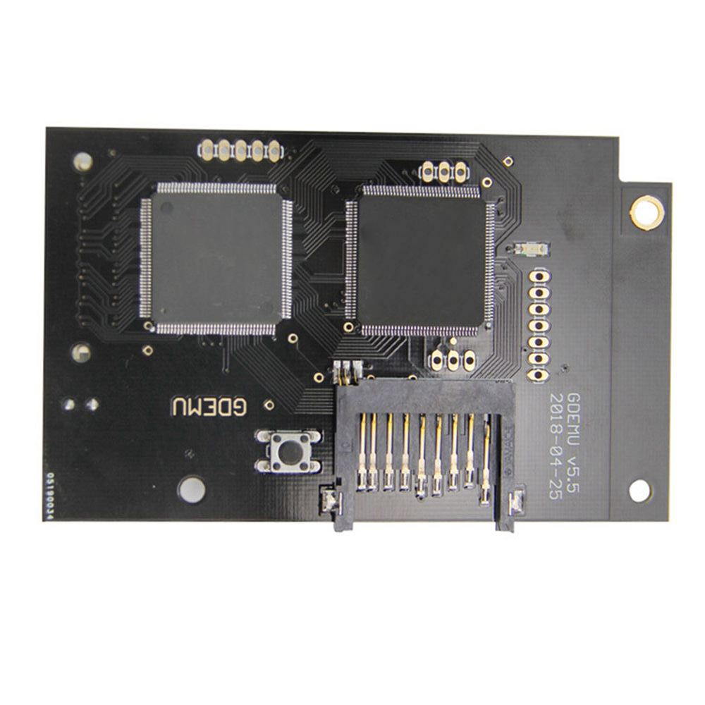 Optical Drive Simulation Board for DC Game Machine the Second Generation Built-in Free Disk replacement for Full New GDEMU Gam