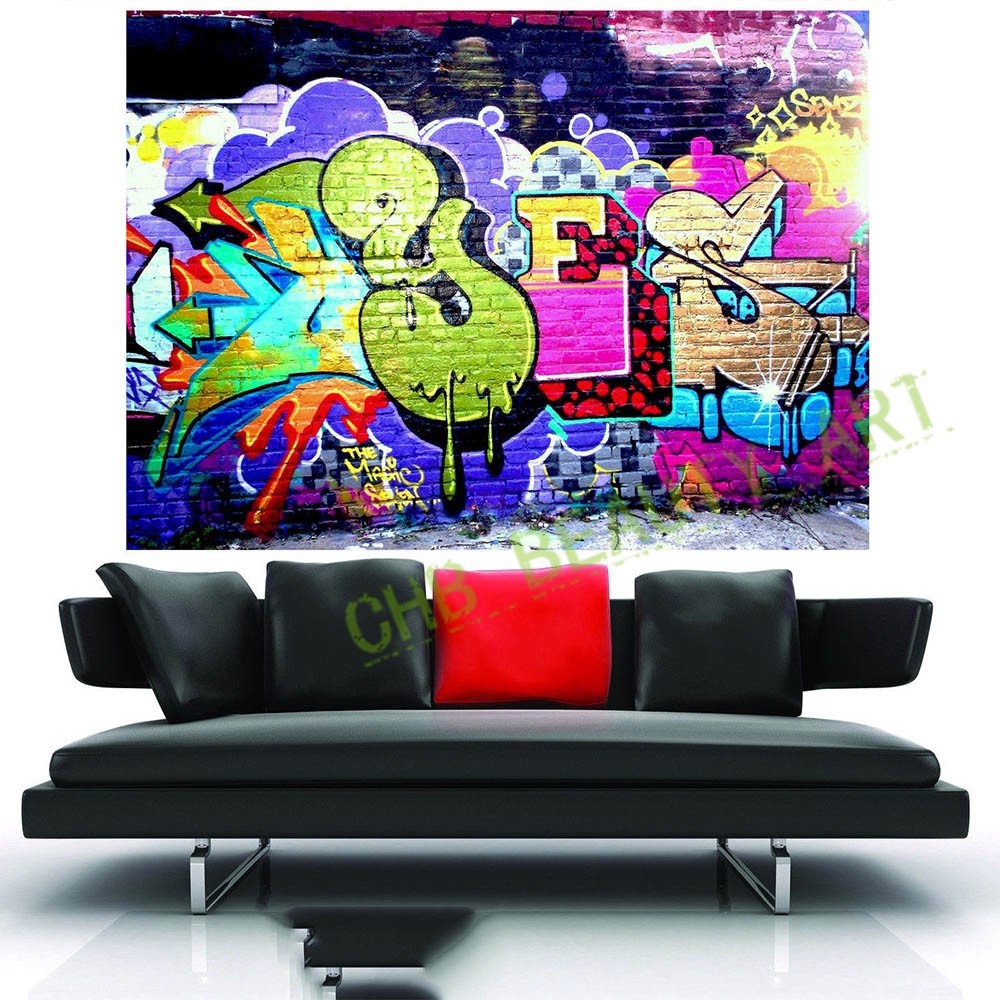 Compare prices on urban art banksy online shopping buy for Cost of a mural
