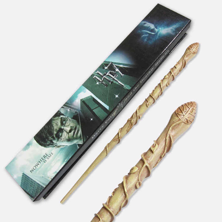 New Hermione Granger of Harry Moive Wand  Magic Wand Cosplay Magical Classic Toys