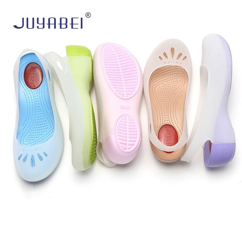 Non-slip Nurse Shoes Women Wedges Soft Bottom Sandals Summer Hospital Laboratory Beauty Salon Pharmacy Work Medical Shoes
