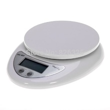 5kg x 1g Digital Scale LCD Electronic Steelyard Kitchen Scales Postal Food Balance Measuring Weight